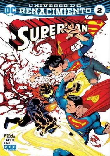 [ECC Argentina] DC Comics Super266