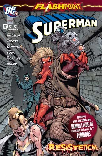 [ECC Sudamerica] DC Comics Superm11