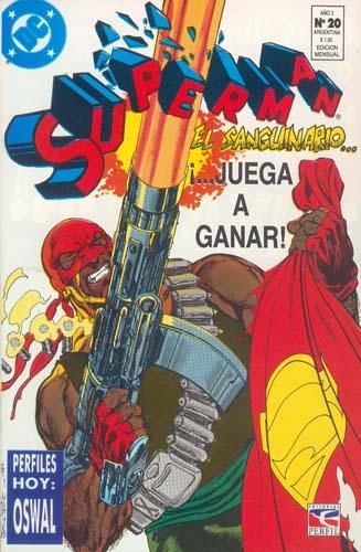[PERFIL] DC Comics Superm31