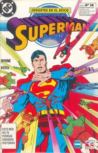 [PERFIL] DC Comics Superm49
