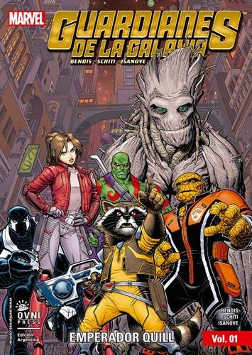 [OVNI Press] Marvel Comics y otras - Página 7 T0111
