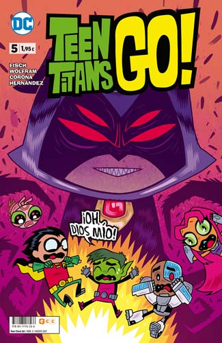 [ECC] UNIVERSO DC - Página 19 Teen_t15