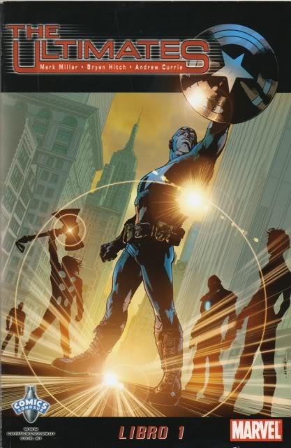 [CONOSUR / PANINI Argentina] Marvel Comics Ultima17