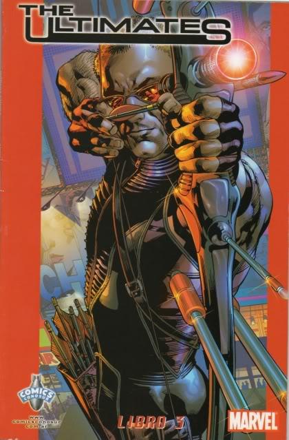 [CONOSUR / PANINI Argentina] Marvel Comics Ultima19