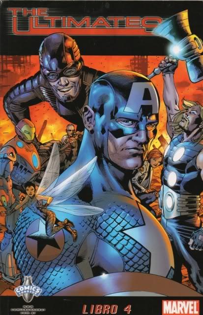 [CONOSUR / PANINI Argentina] Marvel Comics Ultima20