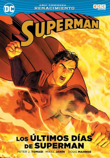 [ECC Argentina] DC Comics Ultimo10
