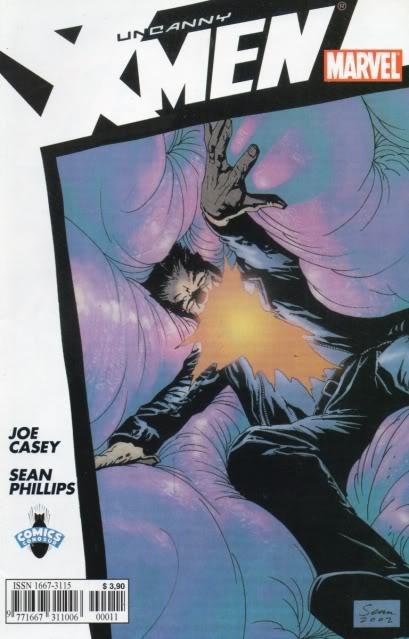 [CONOSUR / PANINI Argentina] Marvel Comics Uncann18