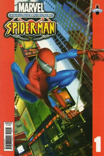 [CONOSUR / PANINI Argentina] Marvel Comics Usm0110