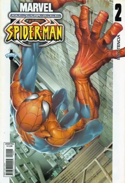 [CONOSUR / PANINI Argentina] Marvel Comics Usm0210