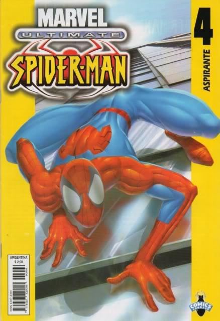 [CONOSUR / PANINI Argentina] Marvel Comics Usm0410