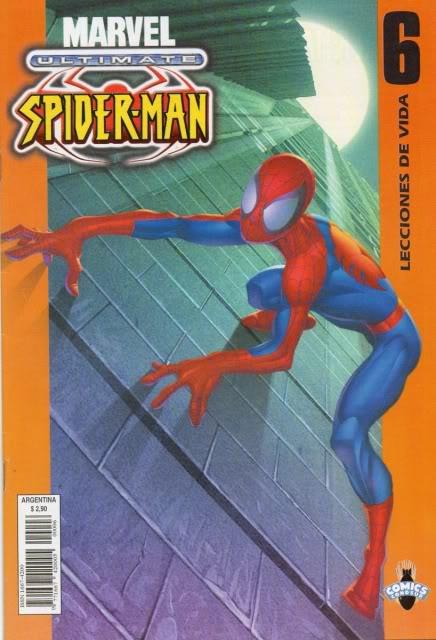 [CONOSUR / PANINI Argentina] Marvel Comics Usm0610