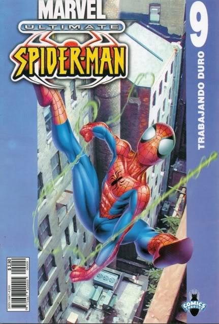 [CONOSUR / PANINI Argentina] Marvel Comics Usm0910