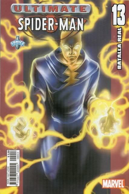 [CONOSUR / PANINI Argentina] Marvel Comics Usm1310