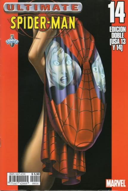 [CONOSUR / PANINI Argentina] Marvel Comics Usm1410