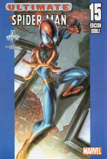 [CONOSUR / PANINI Argentina] Marvel Comics Usm1510