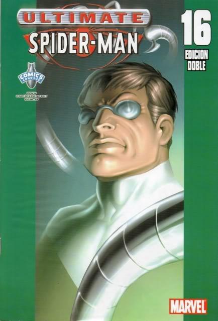 [CONOSUR / PANINI Argentina] Marvel Comics Usm1610