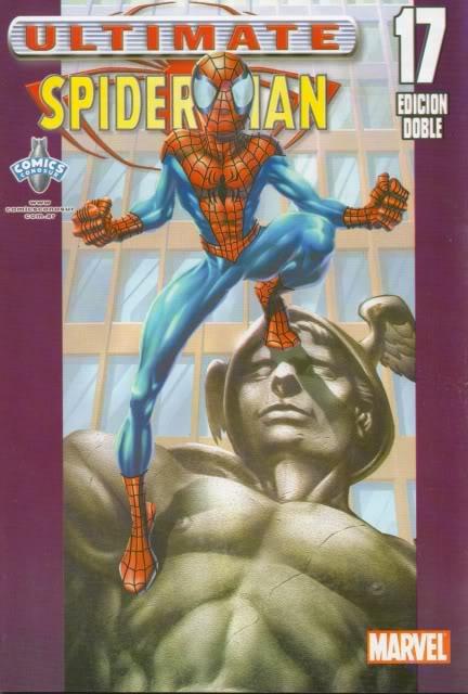 [CONOSUR / PANINI Argentina] Marvel Comics Usm1710