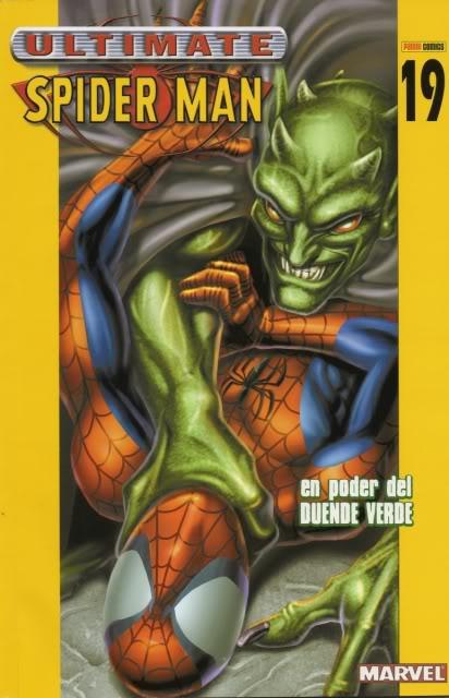 [CONOSUR / PANINI Argentina] Marvel Comics Usm1910