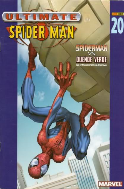 [CONOSUR / PANINI Argentina] Marvel Comics Usm2010