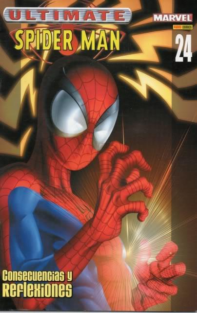 [CONOSUR / PANINI Argentina] Marvel Comics Usm2410