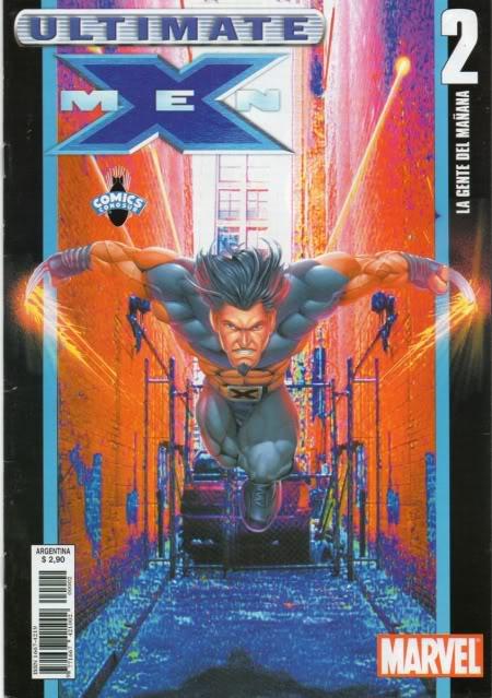 [CONOSUR / PANINI Argentina] Marvel Comics Uxm0210