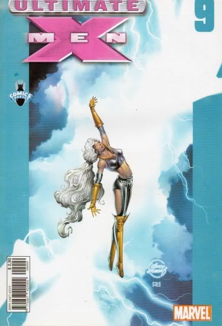 [CONOSUR / PANINI Argentina] Marvel Comics Uxm0910