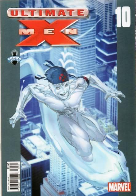 [CONOSUR / PANINI Argentina] Marvel Comics Uxm1010