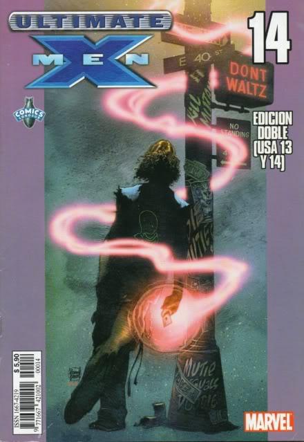 [CONOSUR / PANINI Argentina] Marvel Comics Uxm1410