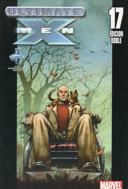[CONOSUR / PANINI Argentina] Marvel Comics Uxm1710