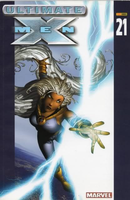 [CONOSUR / PANINI Argentina] Marvel Comics Uxm2110