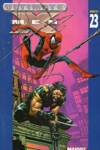 [CONOSUR / PANINI Argentina] Marvel Comics Uxm2310
