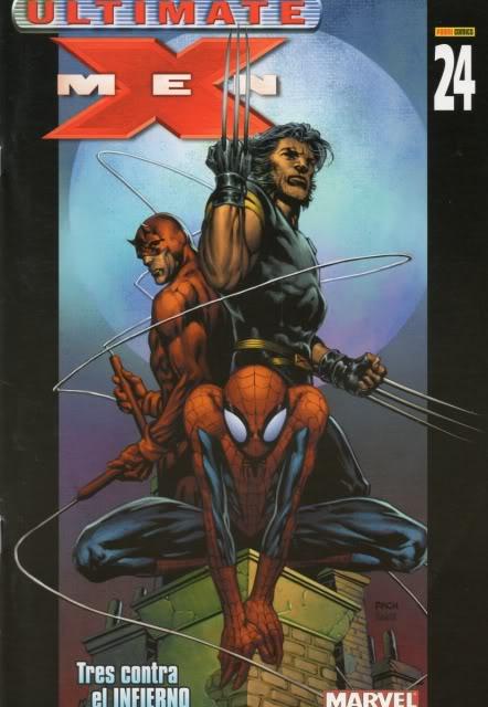 [CONOSUR / PANINI Argentina] Marvel Comics Uxm2410