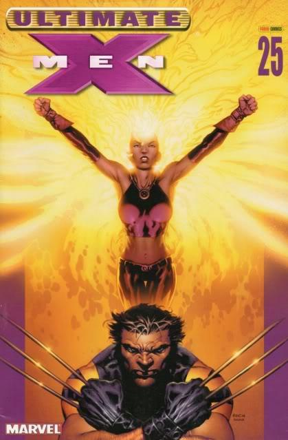 [CONOSUR / PANINI Argentina] Marvel Comics Uxm2510