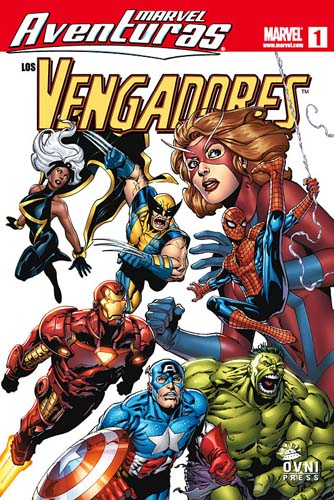 [OVNI Press] Marvel Comics y otras Vengad10