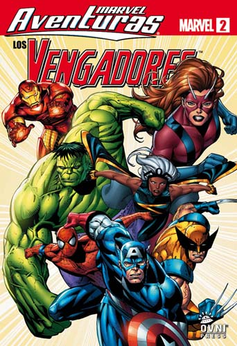 [OVNI Press] Marvel Comics y otras Vengad11