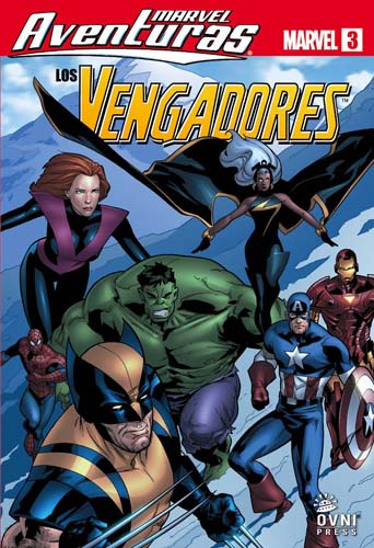 [OVNI Press] Marvel Comics y otras Vengad12