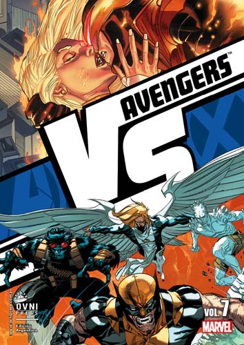 [OVNI Press] Marvel Comics y otras - Página 3 Versus11