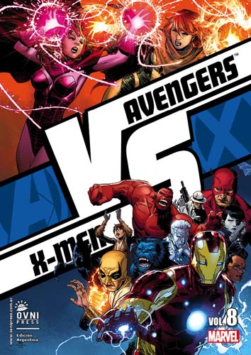 [OVNI Press] Marvel Comics y otras - Página 3 Versus12