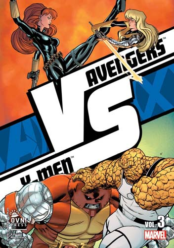 [OVNI Press] Marvel Comics y otras - Página 3 Versus14