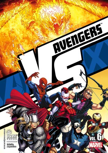 [OVNI Press] Marvel Comics y otras - Página 3 Versus15
