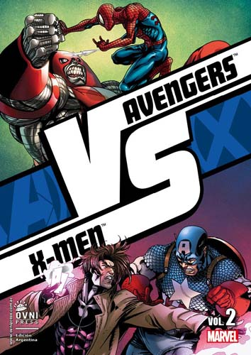 [OVNI Press] Marvel Comics y otras - Página 3 Versus16