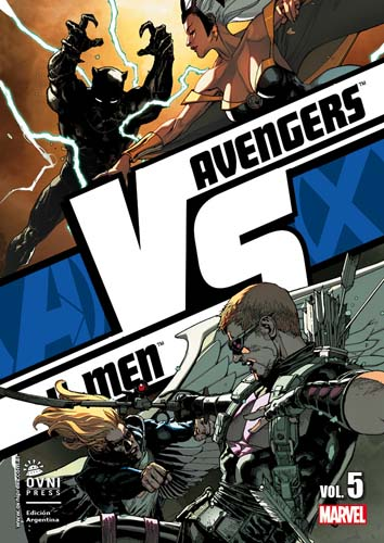 [OVNI Press] Marvel Comics y otras - Página 3 Versus17