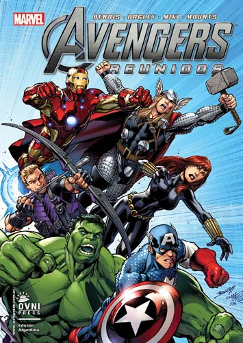 [OVNI Press] Marvel Comics y otras Vol_110