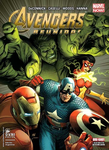 [OVNI Press] Marvel Comics y otras Vol_210