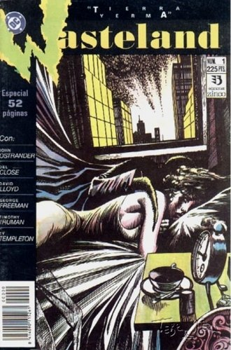 [CATALOGO] Catálogo Zinco / DC Comics - Página 9 Wastel10