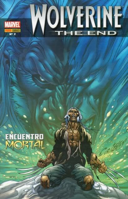 [CONOSUR / PANINI Argentina] Marvel Comics Wolven11