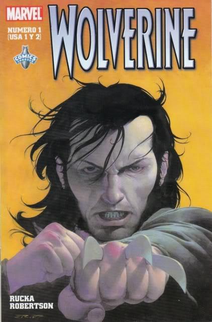 [CONOSUR / PANINI Argentina] Marvel Comics Wolver14