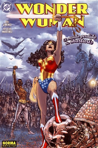 [CATALOGO] Catálogo Editorial Norma / DC Comics - Página 2 Wonder29
