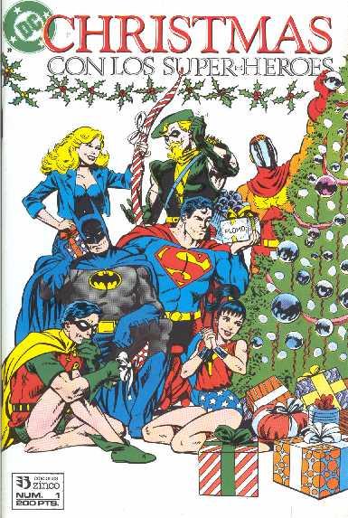 [Zinco] DC Comics - Página 3 Xmas110