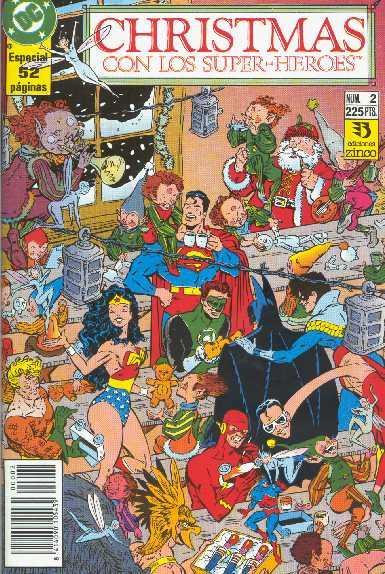 [Zinco] DC Comics - Página 3 Xmas210